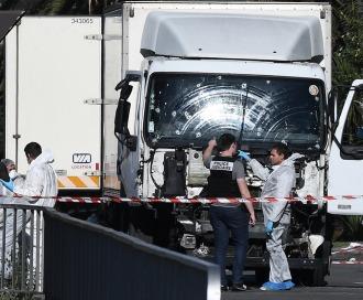 Dos nuevos detenidos por su relación con el autor de la masacre en Niza