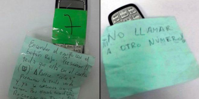 El misterio del celular de José López