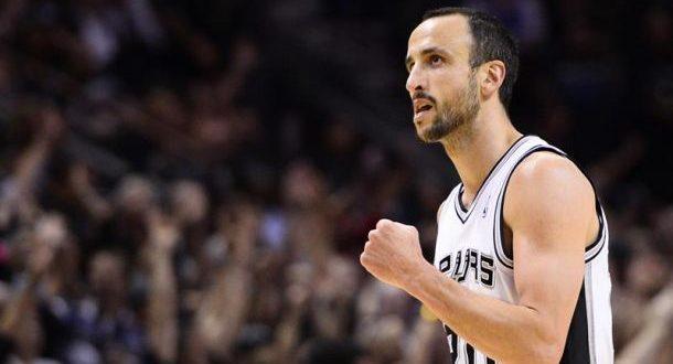 """Ginóbili: """"Estoy decidido a seguir jugando en la NBA"""""""