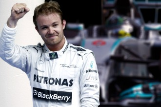 Nico Rosberg fue el más rápido en Hockenheim