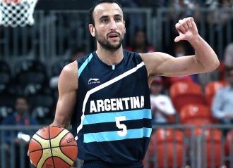 Ginóbili y Delfino serán preservados en el primer amistoso antes de Río 2016