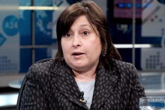 "Graciela Ocaña: ""Me imagino a Cristina presa"""