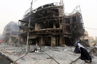 El Estado Islámico volvió a teñir de rojo Bagdad, esta vez con más de 130 muertos
