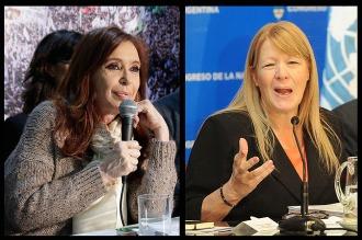 Tras la denuncia, Stolbizer fue citada a una mediación con Cristina