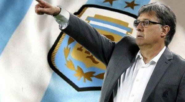RENUNCIO MARTINO COMO TECNICO DE LA SELECCION ARGENTINA