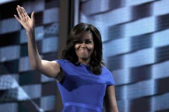 Michelle Obama criticó el lenguaje del odio de Trump