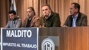 Confederación del Transporte impulsa huelga de la CGT