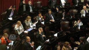 Senado sancionó leyes para fomentar producción nacional