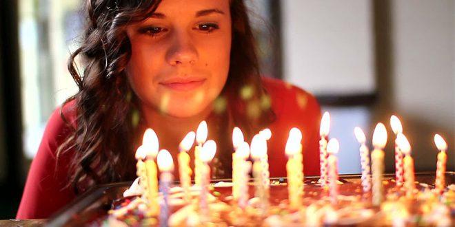 Lo sabias? Porque se soplan velas el día de tu cumpleaños?