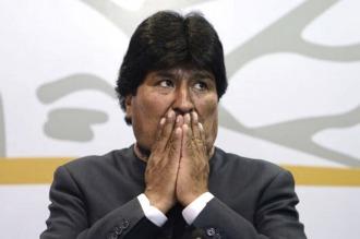 "Evo Morales calfició de ""delincuente confeso"" a un periodista de la CNN"