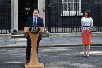 Diputados conservadores comienzan a votar al reemplazante Cameron
