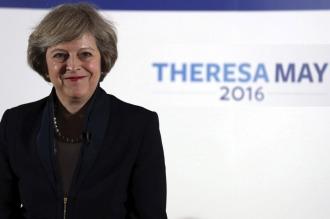Theresa May es la nueva líder del Partido Conservador y futura primer ministro