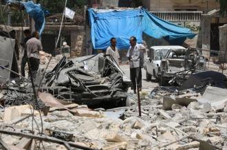 Damasco anunció una tregua de 72 horas en la guerra civil que azota al país
