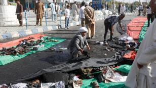 Así fue el atentado de ISIS en Kabul que dejó 80 muertos