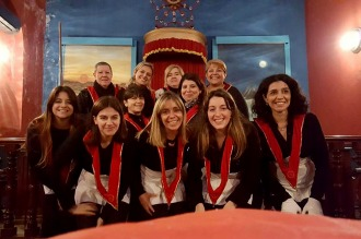 La masonería en la Argentina no es sólo cosa de hombres