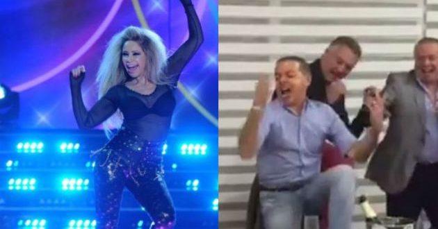 La Abogada hot dice que le encantaría bailar con Oyarbide