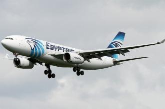 Las cajas negras del avión de Egyptair están en buen estado