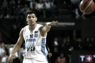 """Carlos Delfino: """"Lo más lindo es que volví a tener una pelota entre mis manos"""""""