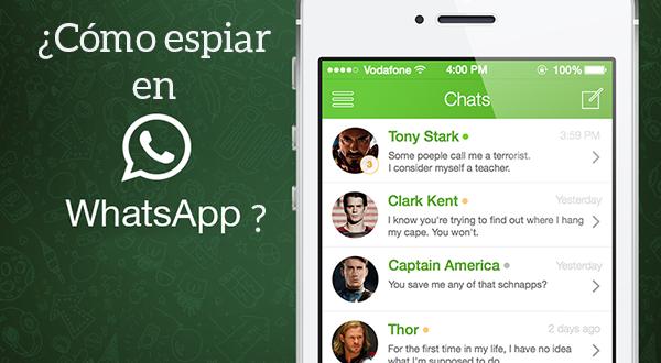 Ojo! WhatsApp no elimina por completo los chats borrados