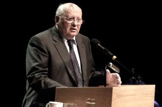 """La OTAN se prepara para la guerra con Rusia"", afirmó Mijail Gorbachov"