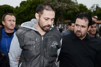 Pérez Corradi seguirá declarando el lunes, pero lo trasladarán a Retiro