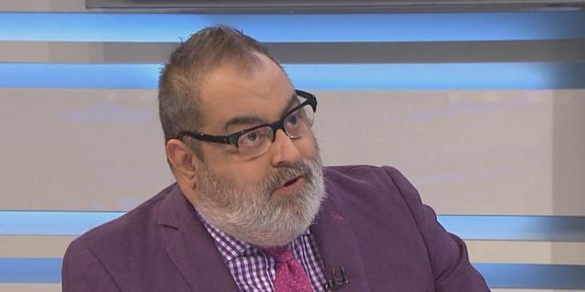 """Jorge Lanata: """"Cristina presa"""""""