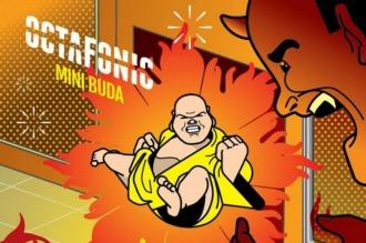 """""""Mini Buda"""": Octafonic juega otra vez con los límites de la locura y la psicosis urbana"""