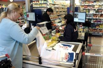 """""""Hay una baja del consumo sostenida desde fin de año"""", aseguran supermercadistas"""