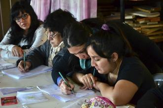 Alfabetizan en Viedma con un programa cubano reconocido por la Unesco