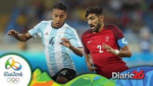 Argentina cayó ante Portugal en los Juegos Olímpicos
