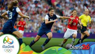 Arrancan los Juegos Olímpicos de Río con fútbol femenino