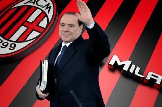 Berlusconi vende sus acciones del Milan a un grupo chino en 740 millones de euros