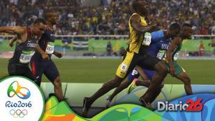 Bolt sigue siendo el hombre más rápido del mundo