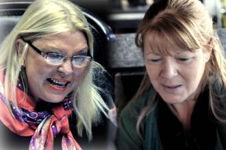 Carrió y Stolbizer van por el Senado de Buenos Aires
