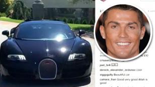 Cristiano Ronaldo compra un auto de 2,5 millones