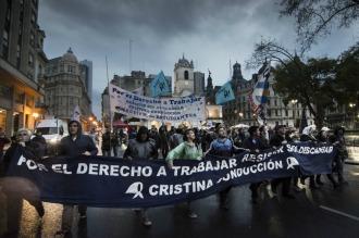 Depetri: La marcha tiene un valor simbólico de lucha contra el neoliberalismo