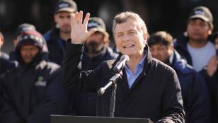 Detienen a un hombre por amenaza contra Macri