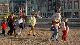 El arribo de turistas cayó un 6% durante el segundo trimestre