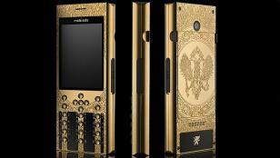 El celular de lujo que arrasa en Rusia