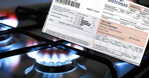 El jueves se resuelve apelación del Gobierno sobre el aumento del gas