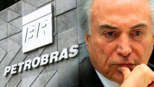Empresario detenido involucró a Temer en el escándalo Petrolao