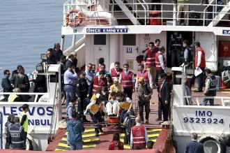 Grecia pidió un plan B por si Turquía frena el acuerdo para recibir refugiados