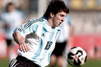 Hace 11 años, Messi debutaba en la Selección frente a Hungría