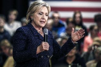 Hillary Clinton denunció que el plan económico de Trump es para los ricos como él