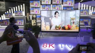 Japón ya prueba la TV en 8K