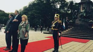 Kerry: Macri está yendo en el camino correcto
