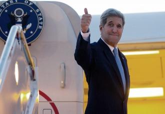Kerry llega al país para el lanzamiento del diálogo de alto nivel con EEUU