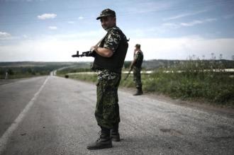 Líder prorruso resultó herido grave en un atentado con bomba en el este de Ucrania