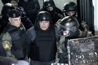 López llegó a Comodoro Py para declarar en la causa por Sueños Compartidos