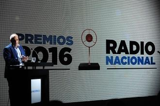 La 11ma. entrega de los Premios Radio Nacional